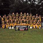 2011 Eagles Team Photo