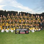2011 Tigers Team Photo