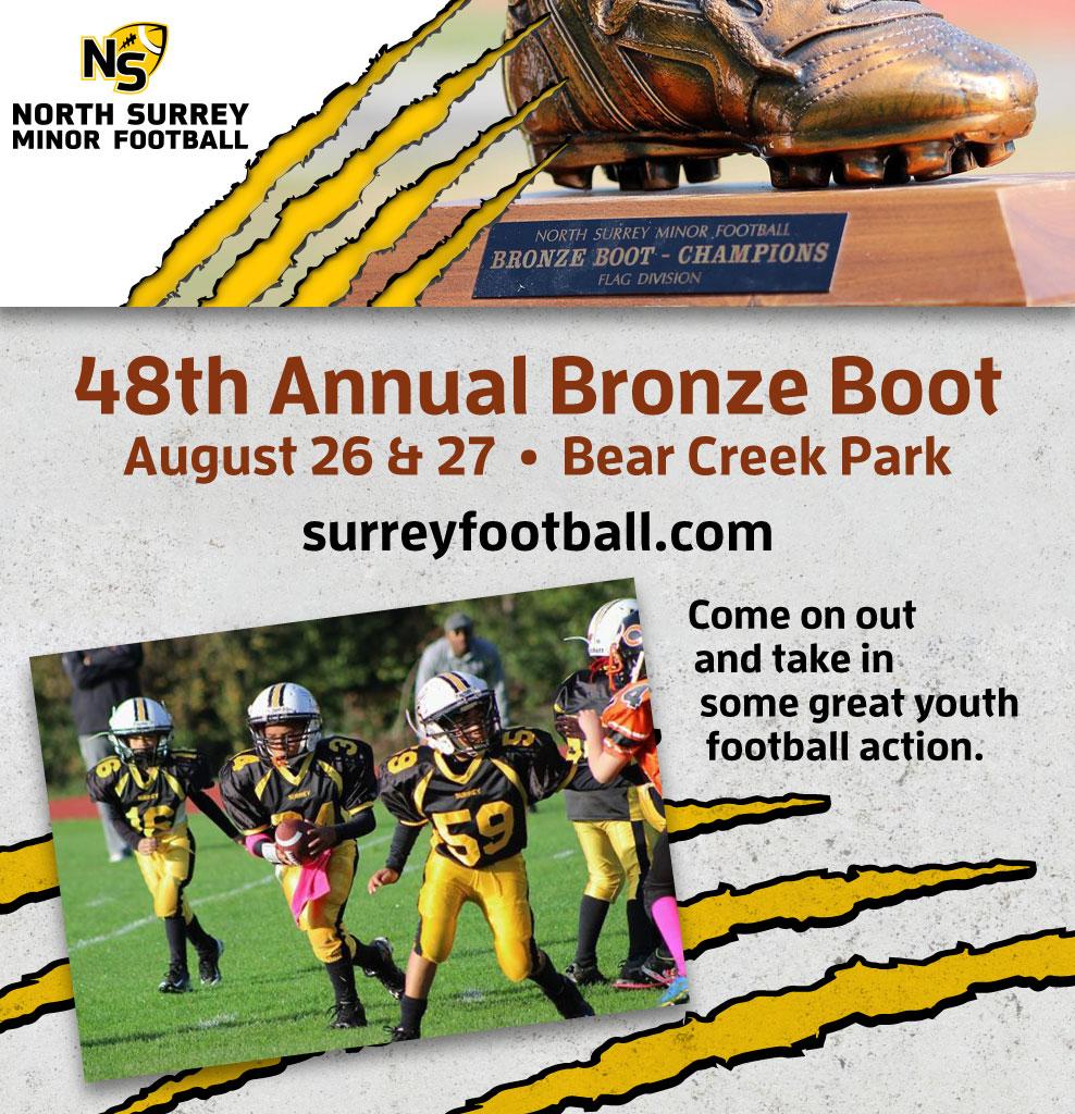 Bronze Boot