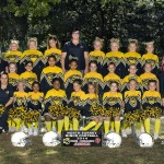 Cheer Peewee 2014