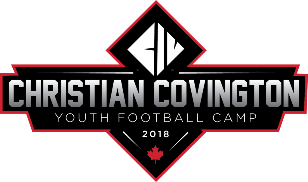 Christian Covington C$ All Star Football Camp logo