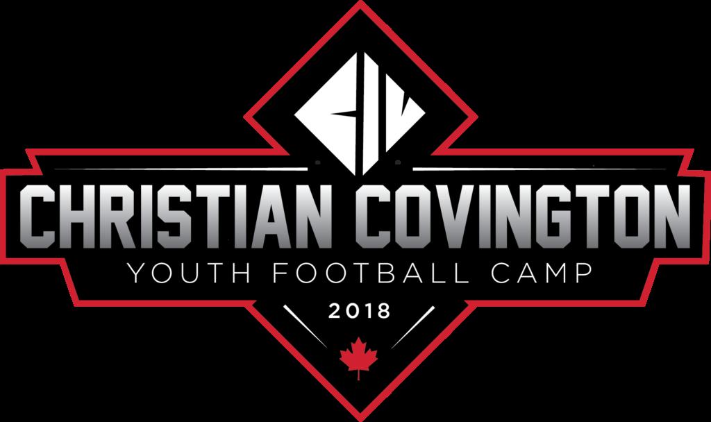 Christian Covington C$ All Star Football Camp logo
