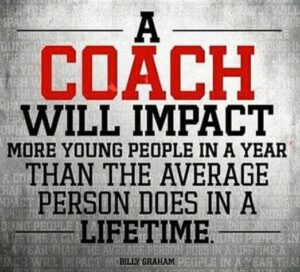 Coaches Impact statement