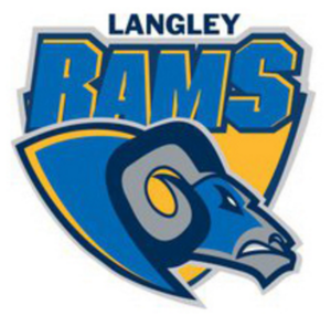 Langley Rams Logo