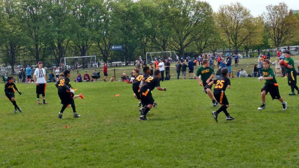 U14 Vipers in action