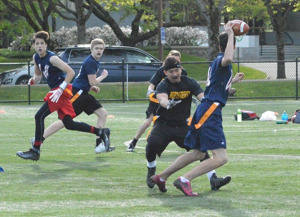 U19 Bears defense