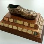 Bronze Boot Trophy