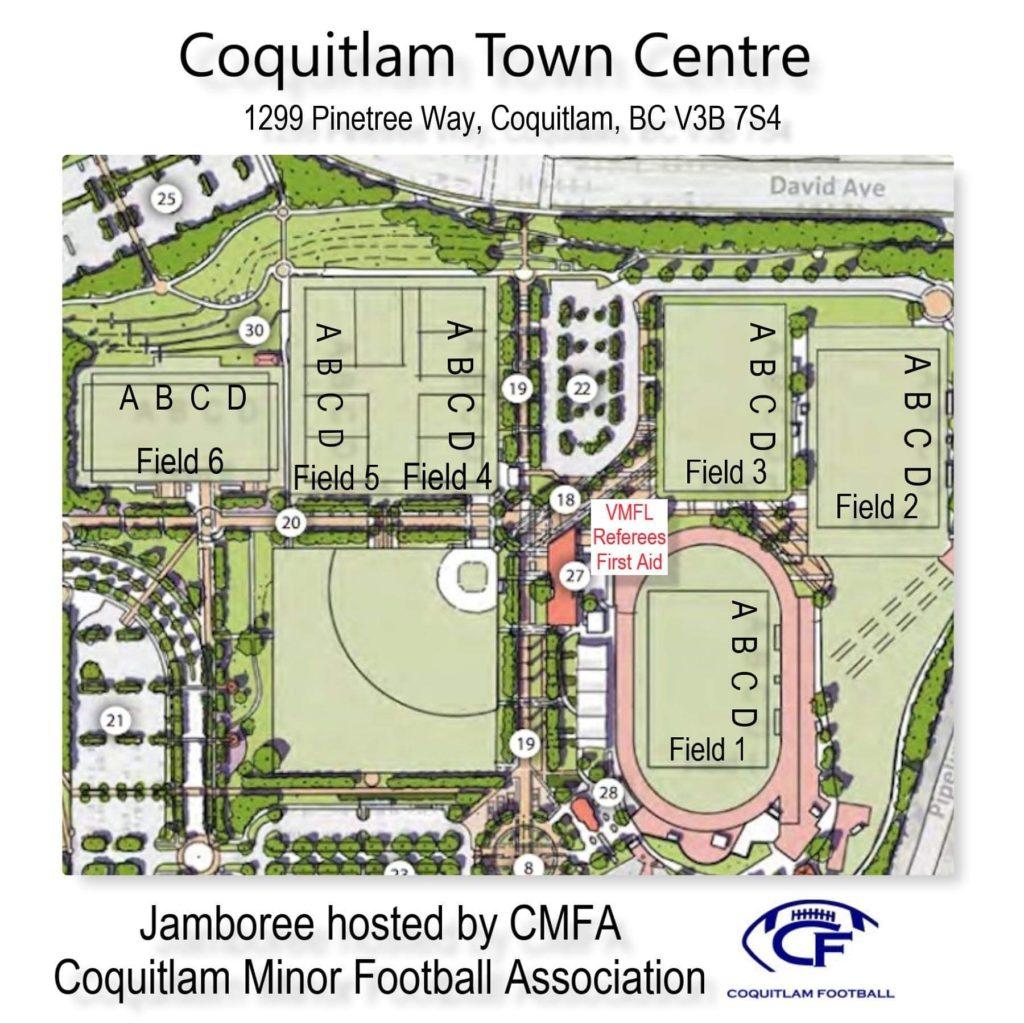 Coq. Town Centre