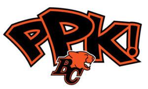 Punt, Pass & Kick logo ppk