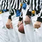 Line of Referees