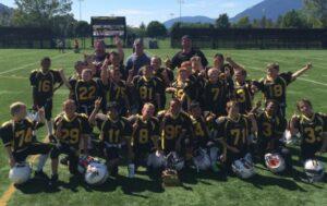 2015 Chilli Bowl Atom Champions, NS Lions