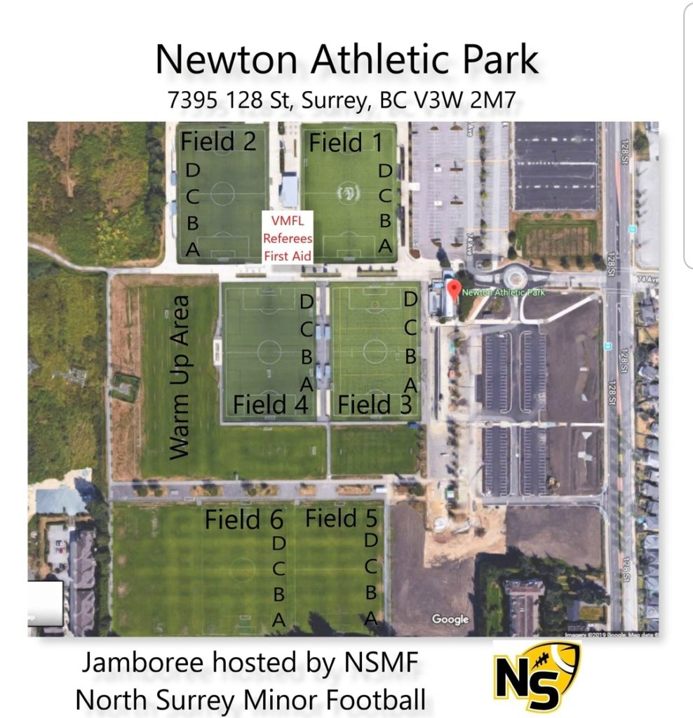 NAP Field Map