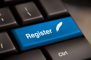 Blue Registration Key