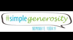 simplegenerosity logo