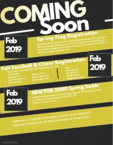 spring info 2019