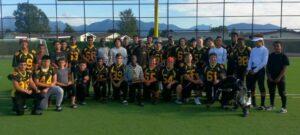 2015 Chilli Bowl Bantam Champions, NS Tigers